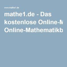 1028 best Arbeitsmaterialien images on Pinterest | Multiplication ...