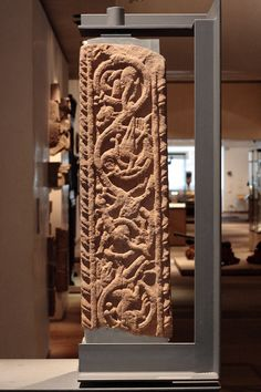 Day 2 32 National Museum of Scotland Pictish carvings Viking Designs, Picts, National Museum, Columns, Archaeology, Vikings, Celtic, Scotland, Ireland