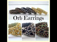 Bling Ring Earrings - YouTube