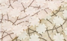 1 yard Ivory Lace Fabric top quality, Embroidered Sequine, Retro Floral Pattern, 3D Chiffon Sequined tulle ground fabric  MF049 #Affiliate