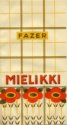 Mielikki, Fazer (1930-luku)