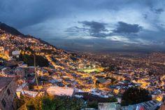 Good night Medellin, Colombia