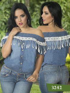 Blusa Moda Thaxx - Ref. 119 -3242-U
