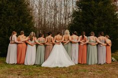 A Perfect Dreamy Fall Wedding - Bridal and Formal Bridal And Formal, Mori Lee, Bridesmaid Dresses, Wedding Dresses, Fall Wedding, How To Memorize Things, Blog, Pictures, Fashion