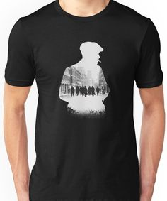 Peaky blinders - light Unisex T-Shirt