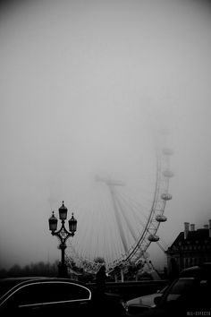 London Eye - London - England #IndiePhotography
