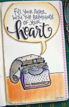 elvie studio: breathings of your heart