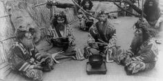 """The Ainu population is concentrated in the northern islands of modern Japan. In 1899, the Japanese government passed an act labeling the Ainu as former aborigines, with the idea they would assimilate—this resulted in the land the Ainu people lived on being taken by the Japanese government, while they were denied status of an indigenous group. Finally a 2008 resolution recognized the Ainu people as """"an indigenous people with a distinct language, religion and culture""""."""