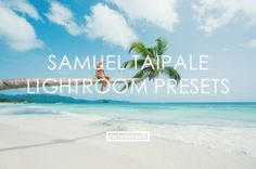 FEATURED Samuel Taipale Lightroom Presets Previews Lightroom Presets Previews - Taipale Brothers - FilterGrade Marketplace