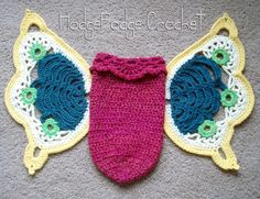 Butterfly Baby @Craftsy on Pinterest