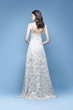 Carolina Herrera Bridal Spring 2016 'Jolie Skirt' bridal gown