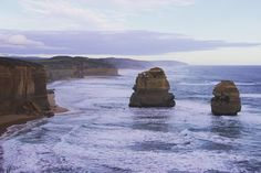 #tbt to the Great Ocean Road in Victoria Australia. My trip to Australia in August marked a plenty of firsts: first time travelling on my own to receiving a traffic ticket ever (don't ask lol ). Oh Australia I miss you! . . . #Australia #greatoceanroad #12apostles #travel #awesome #instagood #instamood #igers #adventure #nature #portcampbell #torontoblogger #travelbug #wanderlust #travelgram #memories by jeneats.to