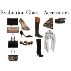 ♣ Evaluation Chart Accessories