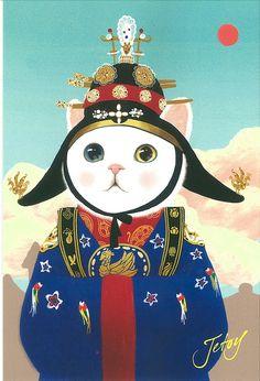Jetoy Choo Choo Gami postcard 16 by PCmarja2006, via Flickr