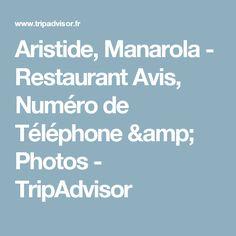 Aristide, Manarola - Restaurant Avis, Numéro de Téléphone & Photos - TripAdvisor