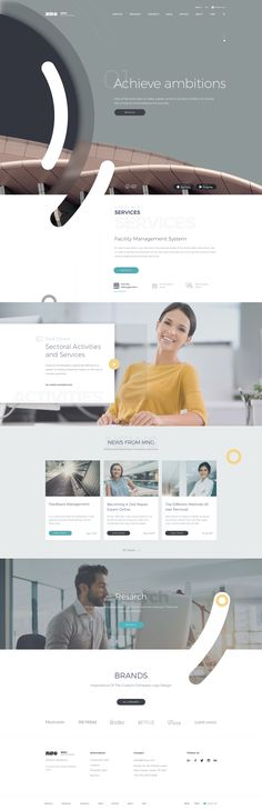 Design A Website - Look Below For Some Really Great Tips About Web Design - Modern Web Design Ideas Website Design Inspiration, Website Design Layout, Web Layout, Layout Design, Homepage Design, Web Design Tips, Web Design Trends, Design Websites, Corporate Design
