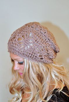 Slouchy Beanie Women Hat Slouchy Hat Summer Hat CHOOSE by lucymir, $39.99