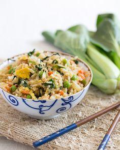 Essen Mit Reis 12 Best Rice Recipes to Make on Repeat Carrot Recipes, Rice Recipes, Vegetarian Recipes, Dinner Recipes, Healthy Recipes, Dinner Ideas, Healthy Dishes, Fast Recipes, Vegetarian Cooking