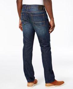 Tommy Bahama Men's Slim-Fit Barbados Vintage Jeans - Blue 38x32