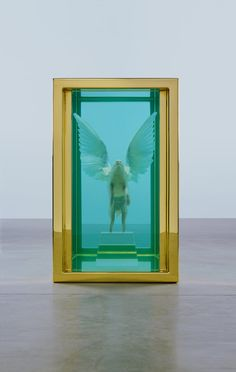 Damien Hirst - Empty Kingdom - Art Blog