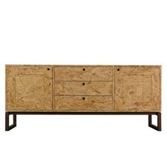 OSB Sideboard :: Elliot Stith Fine Woodworking