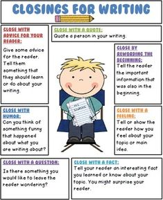 OPENING AND CLOSING STATEMENTS - TeachersPayTeachers.com