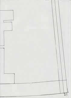 MOLDE DE GABARDINA PARA IMPRIMIR GRÁTIS Estilo simples e elegante caracterizam este modelo de gabardina. Jovem ou não este modelo valoriza a mulher que o v
