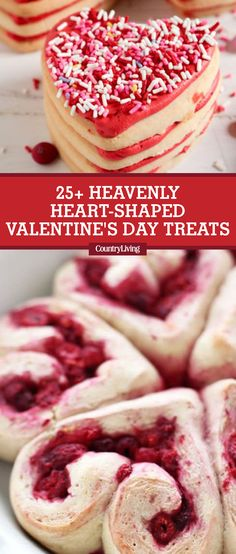 27 heavenly heart shaped valentine s day recipes
