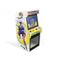 Porta Treco Arcade Branco II Turbo