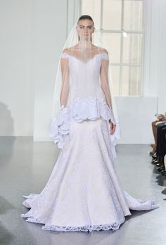 Romona Keveza Fall 2014 Bridal Collection. www.theweddingnotebook.com