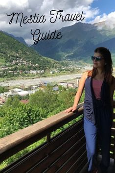 Mestia travel Guide- Tips, attractions and things to do in Svaneti, Georgia! #Georgia #travelguides