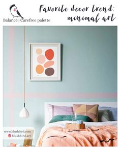 BlushBird is an online store that sells affordable art, organized by color palettes and is available as prints, canvas, tote bags and pillows. Affordable Art, Minimal Design, Minimalism, Interior Decorating, Palette, Display, Colour, Pillows, Artwork