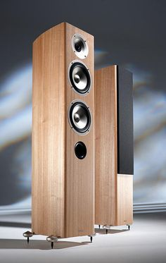 High end audio audiophile Acoustic Energy Radiance 2 speakers