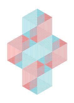 YANN BRIEN - Shapes in Line | Patternity