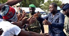 Le Togo veut tourner la page des années de violence