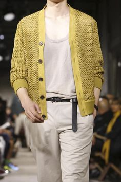 Hermes Menswear Spring Summer 2015 Paris