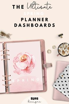 Upgrade your planners and binders with this gorgeously amazing, extraordinarily cute covers. I know organizing and planning is important but being cute is important too! At 3927designs you can find 20 different dashboards! Can you choose? #plannerdashboards #printableplannerinserts #a5dashboards
