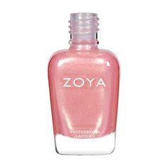 Zoya Nail Polish ZP296  Shimmer  French Nail Polish Metallic Nail Polish. Summer.