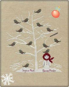 *Joyeux Noël de Carine* freebie xox