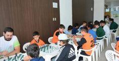 Torneio de Xadrez acontece no próximo sábado