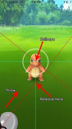 """Pokemon GO """"Perfect"""" Curveball Theory"""