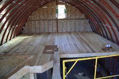 Pictures, Videos & Floor Plans - Welcome to Arched Cabins! Shed Homes, Cabin Homes, Quonset Hut Homes, Arched Cabin, Building A Cabin, Little Houses, Tiny Houses, Barn Houses, Arch House