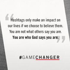 #GameChanger Week 2