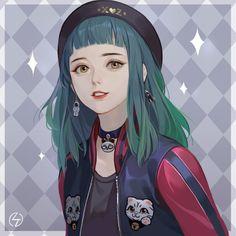 Manga Drawing, Manga Art, Character Illustration, Illustration Art, Illustrations, Character Inspiration, Character Art, Chica Anime Manga, Anime Art Girl