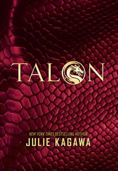 Cover Reveal:Talon (Talon #1) by Julie Kagawa  -On sale October 28th 2014 by Harlequin Teen -Long ago, dragons were hunted to near extinction by the Order of St. George, a legendary society of dragon slayers. Hiding in human form and growing their numbers in secret, the dragons of Talon have become strong and cunning, and they're positioned to take over the world with humans none the wiser.