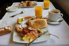 Breakfast @ Hotel Regina, Barcelona