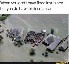 Picture memes — iFunny When you don't have flood insurance but you do have fire insurance – popular memes on the site Memes Humor, Funny Jokes, Hilarious, Nerd Humor, Humor Videos, Stupid Memes, Bts Memes, Flood Insurance, Car Insurance