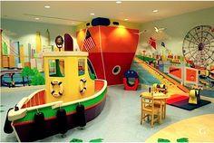 theme playroom
