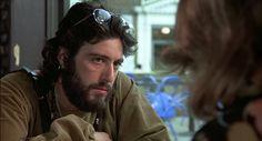 """""""Hai il coraggio di lasciare l'uomo che ami,il futuro padre dei tuoi figli..."""" """"Una cosa così non te l'ho mai sentita dire fino ad oggi.E se mi lascio convincere,tu non me la dirai una seconda volta.""""  (Serpico,1973)"""