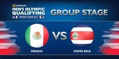 México vs Costa Rica, Preolímpico CONCACAF ¡En vivo por internet! - http://webadictos.com/2015/10/02/mexico-vs-costa-rica-preolimpico-2015/?utm_source=PN&utm_medium=Pinterest&utm_campaign=PN%2Bposts